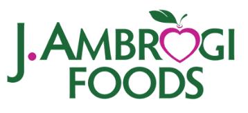 J Ambrogi Foods Logo