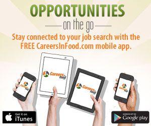 Food Jobs and Careers in the Food Industry | CareersInFood com