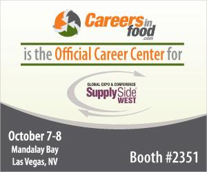 Visit us at SupplySide West 2015