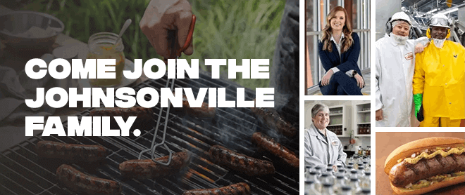 Come join the Johnsonville family