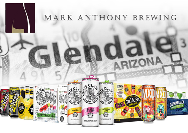 Mark Anthony Brewing Inc.
